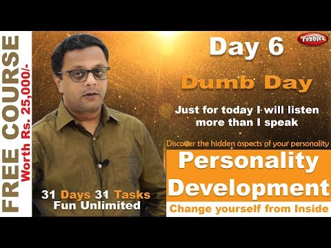 best-personal-development-course-||-self-improvement-||-hindi-video-||-dumb-day-||-day-6