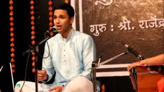 Payaliya Jhankaar - Raag Puriya Dhanashree - Ameya Deokar