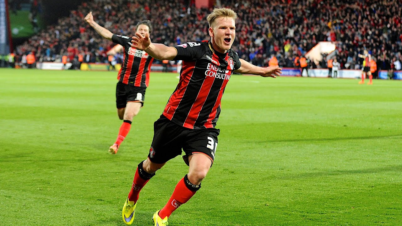 AFC Bournemouth 3-0 Bolton Wanderers - YouTube