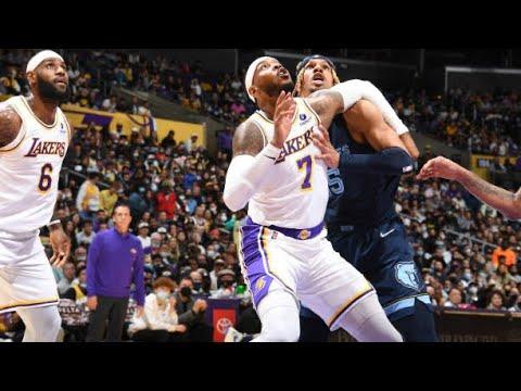 Download Memphis Grizzlies vs Los Angeles Lakers Full Game Highlights | October 24 | 2022 NBA Season