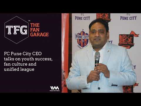 TFG interviews Ep. 037: FC Pune City CEO talks on youth success, fan culture and unified league