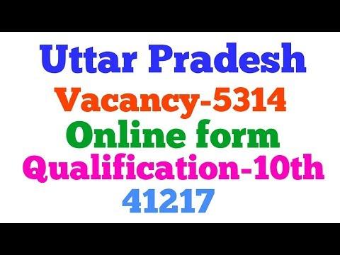 Uttar Pradesh Postal Circle Recruitment 2017 For Gramin Dak Sevak Jobs