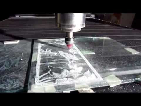 Видео обзор. Фрезерный станок для стекла UT34 & UT36 Ultimate