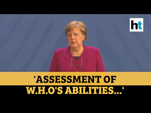 'Where weaknesses...': Amid USA-China tussle, Germany speaks on WHO | Covid
