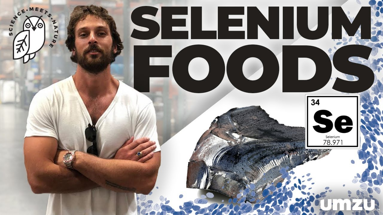4 Testosterone Boosting Foods High in Selenium on the Thermo Diet - YouTube