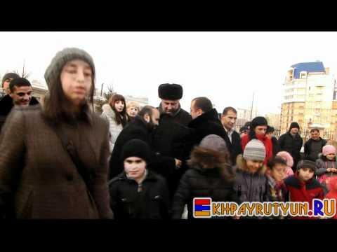 13 февраля 2011 - Армяне Красноярска - Трндез