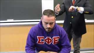 Sigma Phi Epsilon presents Rhett