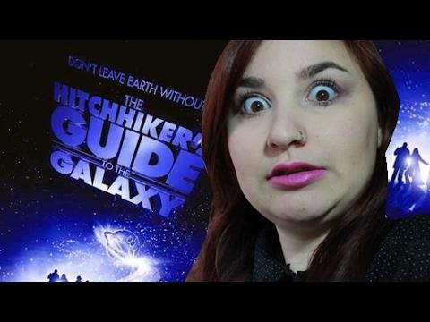 UN COUP DE COEUR GALACTIQUE ! - Le guide du voyageur galactique, Douglas Adams streaming vf