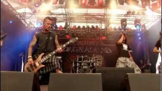 Degradead - Dream Live At Wacken Open Air 2010