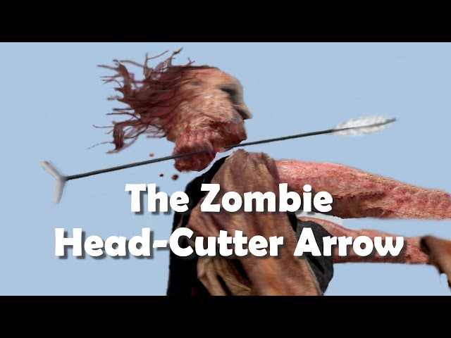 Lars Andersen: Ultimate Zombie Apocalypse Archery.