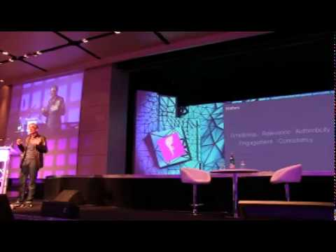 Festival of Media: How to tell Stories, Lewis D´Vorkin, Forbes Media