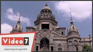 """بالفيديو ..""""قصر السكاكينى"""" فى قلب القاهرة .. 119 عاماً من الجمال .. والإهمال"""