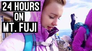 24 Hours on Mt. Fuji // 夏の富士登山とご来光