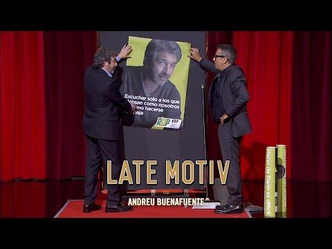 LATE MOTIV - Ricardo Darín for president | #LateMotiv87