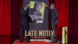 LATE MOTIV - Ricardo Darín for president | #LateMotiv87