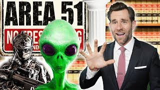 Area 51 Raid: What would happen, legally speaking? - Real Law Review