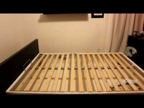 Ikea lit sultan ikeaus sultan lade bed slat set to give for Ikea critique de lit de stockage de malm