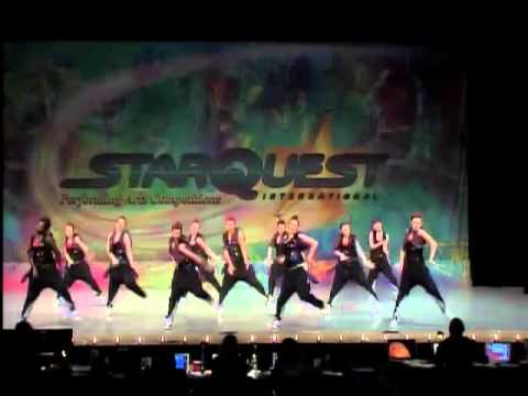 Dungeon Dragonz - Top Score Select - Senior Large Group - Omaha, NE 2013
