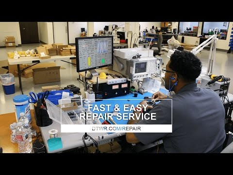 How to send in your two-way radio for repair