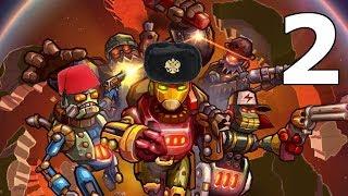 Steam World Heist Part 2 - Hat Collecting