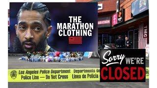 Nipsey Hussle's Marathon Store Has A MAJOR Problem!!