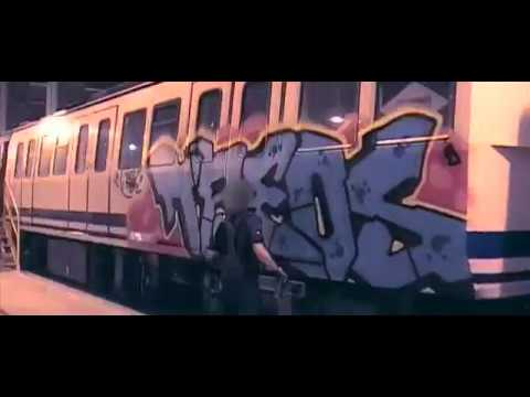 Galve Life 2 The Subway Sessions 2014 - Full Graffiti Movie