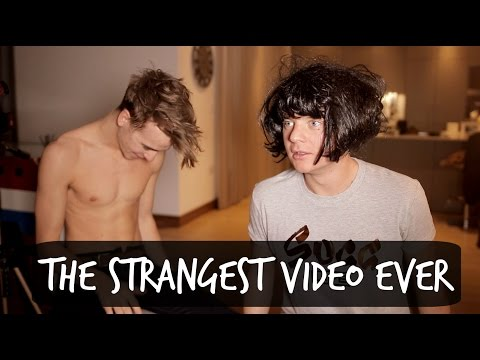 THE STRANGEST VIDEO EVER..