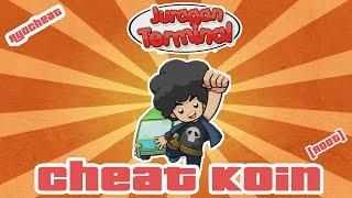 Juragan Terminal Koin Hack-GameGuardian-root-