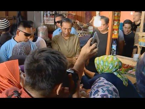 Presiden Joko Widodo Pantau Langsung Harga Komoditas di Pasar Mp3