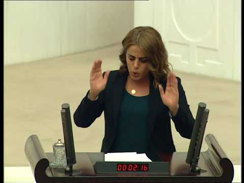 Ayşe ACAR BAŞARAN-Batman Talan Değil Hizmet Bekliyor,Hasankeyf Açık Hava Müzesidir.
