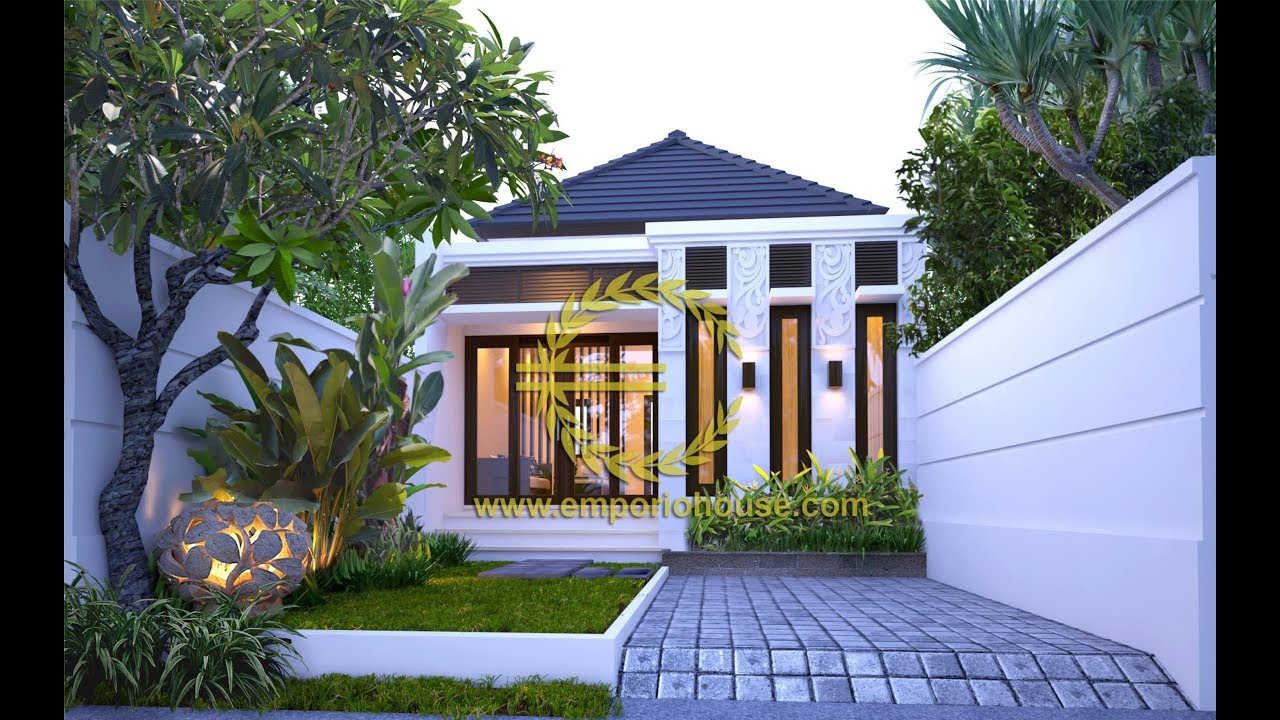 64 Koleksi Gambar Rumah Tampak Depan Ukuran 6 Meter HD Terbaik