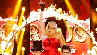 Silvia Abril imita a Britney Spears en 'Tu cara me suena'