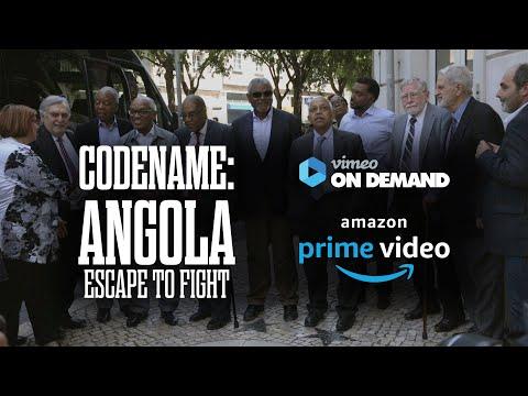 (filme completo) OPERAÇÃO ANGOLA: FUGIR PARA LUTAR de DIANA ANDRINGA (2015)