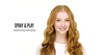 Big SexyHair Spray & Play Volumizing Hairspray