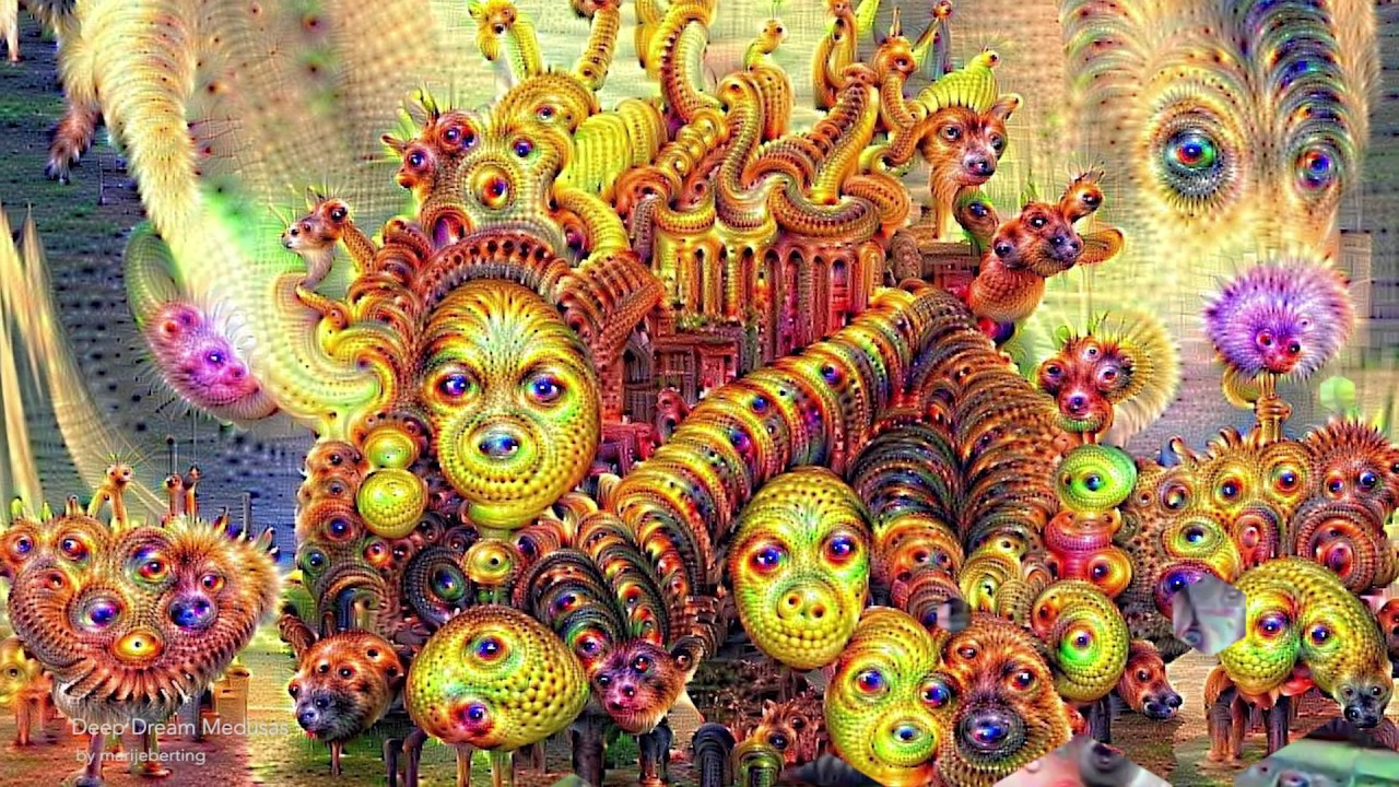 Ai & Amp Art Style Transfer Youtube