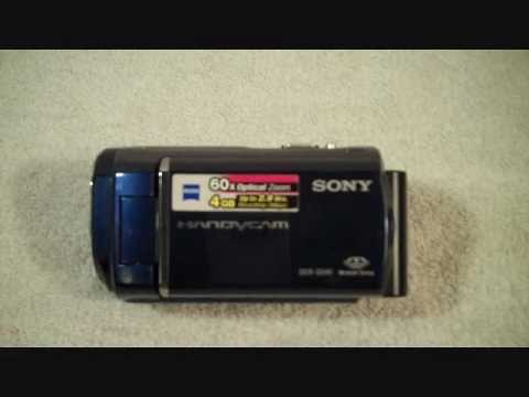 sony handycam playback issues