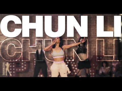 Chun Li | Nicki Minaj | Aliya Janell Choreography | Queens N Lettos