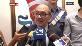 """""""Mandamento Jonico"""", oltre cento arresti"""