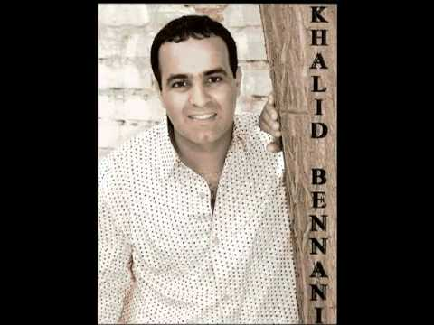 Khalid Bennani - Ana ghzali louno khomri