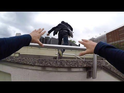 THIEF vs PARKOUR POV Chase | xXx Tribute