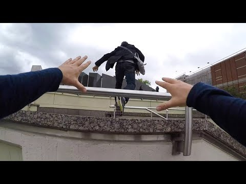 THIEF vs PARKOUR POV Chase