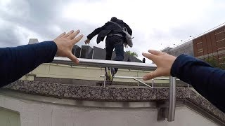 THIEF vs PARKOUR POV Chase | xXx Tribute