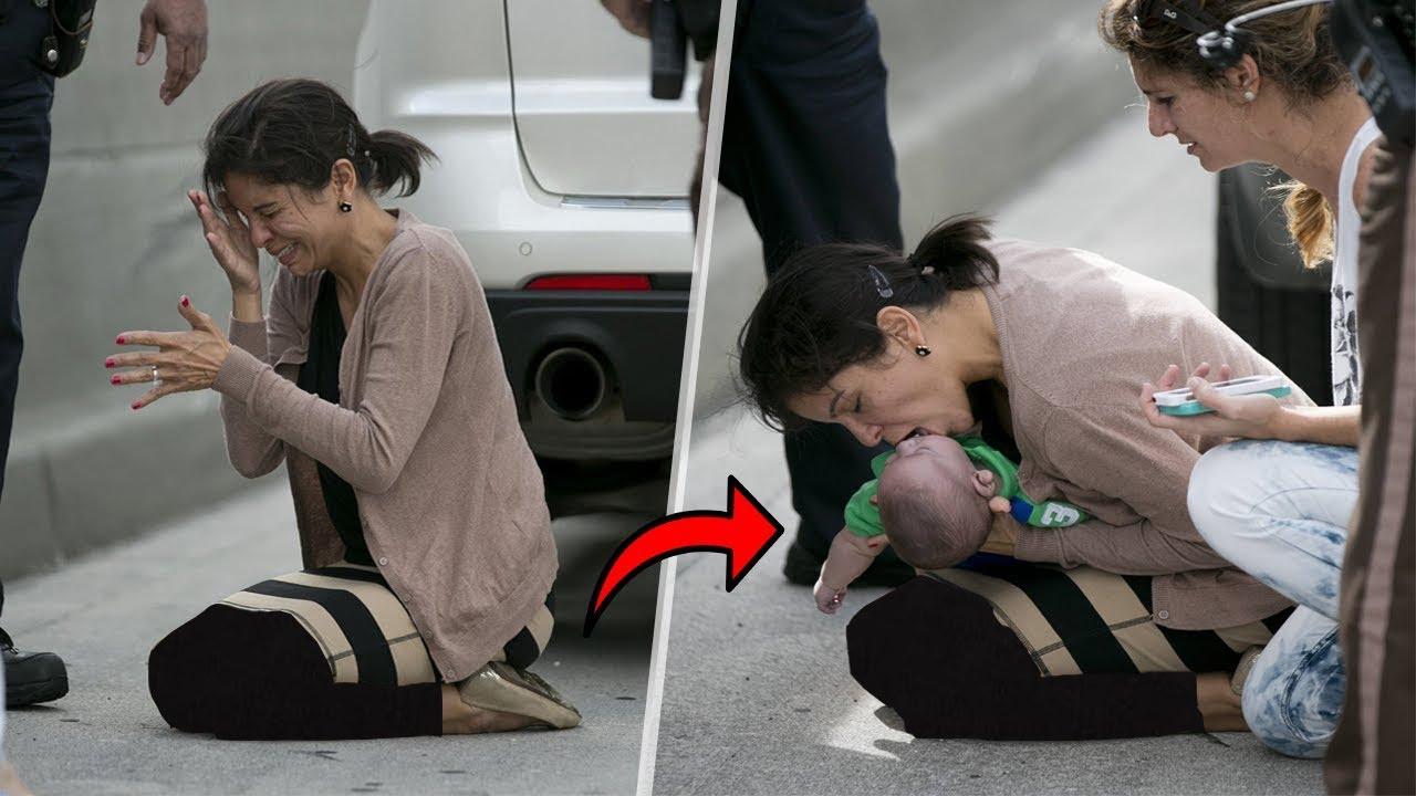 هذه هي الصورة التي هزت الانترنت والعالم وصدمت الجميع تقشعر لها الأبدان..!!