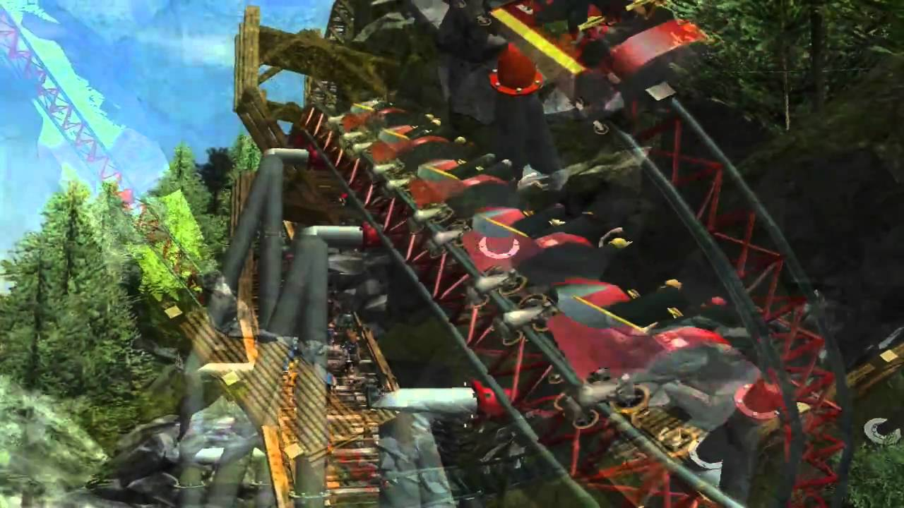 How to train your dragon the rides monstrous nightmare pov how to train your dragon the rides monstrous nightmare pov rct3 ccuart Gallery