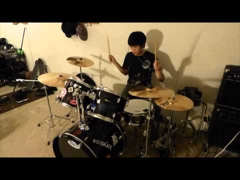 Weezer the good life drum cover