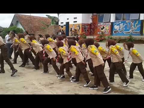 Yel Yel PRAMUKA SMKN 6 Garut -Demo Eskul ( MPLS 2016)