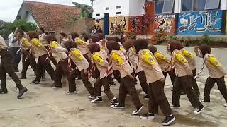 Yel Yel PRAMUKA SMKN 6 Garut Demo Eskul MPLS 2016