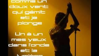 Mylene Farmer -Ici bas (Paroles / Lyrics)