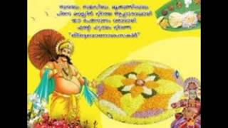 Best Happy ONAM 2017 Greetings & Wishes,Onam Quotes,Images,Ecards, Greeting Cards WhatsApp Video