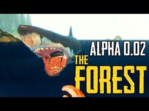 The Forest: Présentation des Nouveautés - Alpha 0.02 ! [FR]